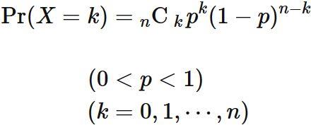 二項分布とは? ~期待値・分散・性質~ (証明付) - 理数アラカルト -